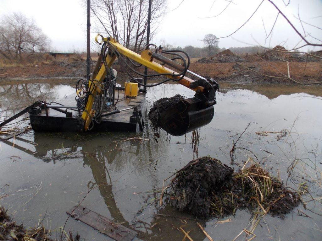 Как своими руками можно почистить пруд на даче, пошаговая инструкция и правила ухода