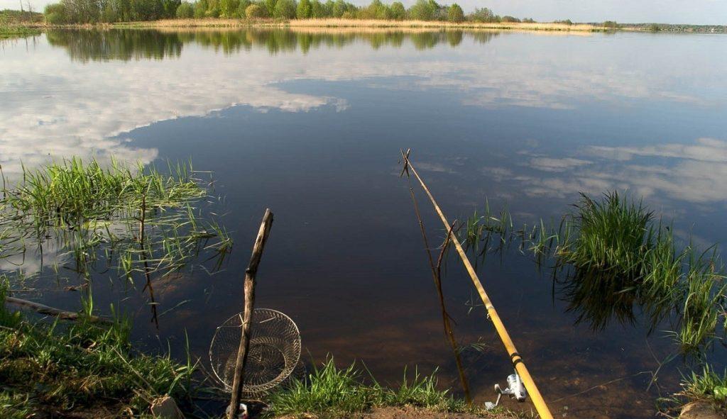 Река для рыбалки